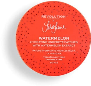 Revolution  x Jake Jamie Watermelon Hydrating Undereye Patches Eye & Lip Treatment